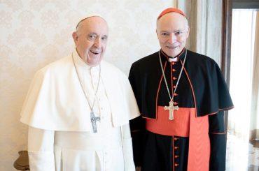 capellania-militar-encuentro-papa-francisco-y-cardenal-carlos-aguiar-retes